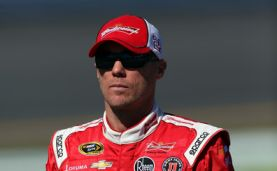 2013 Kevin Harvick (Budweiser) - Photo Credit: Nick Laham/Getty Images