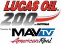 Lucas Oil 200 at Daytona presented by MAVTV American Real