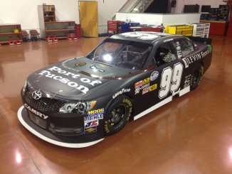NNS No. 99 Port of Tucson Toyota Camry (Alex Bowman) - RAB Racing with Brack Maggard