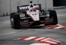 Will Power of Australia, drives his #12 Verizon Team Penske Chevrolet Dallara - Photo Credit: Jonathan Ferrey/Getty Images