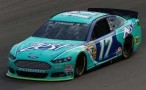 2013 NSCS Driver Ricky Stenhouse, Jr., in the No. 17 Zest Ford Fusion on track - Photo Credit: Tom Pennington/Getty Images