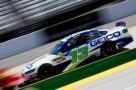 NSCS Driver Casey Mears in the No. 13 GEICO Ford Fusion on Track - Photo Credit: Sean Gardner/Getty Images