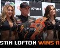Justin Lofton Wins