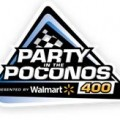 """Party in the Poconos 400"" presented by Walmart"