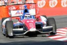 2013 IICS Driver Takuma Sato on Track - Photo Credit: INDYCAR