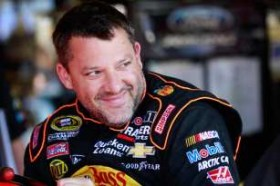 2013 NSCS Driver Tony Stewart (Bass Pro Shops/Mobil 1) - Photo Credit: Geoff Burke/Getty Images