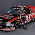 James Buescher And The No. 31 RUDD Chevrolet Silverado