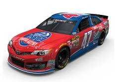 2013 NSCS No. 47 House-Autry Toyota Camry