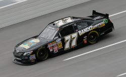 No. 77 Camp Horsin' Around / Bandit Chippers Toyota Camry (Photo Credit: Kevin C. Cox / Getty Images North America)