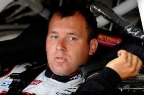 2013 NSCS Driver Ryan Newman inside the No. 39 Haas Automation Chevrolet SS - Photo Credit: John Harrelson/Getty Images