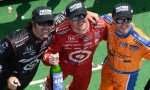 Ganassi sweeps podium; Honda earns 200th victory -Photo Credit: INDYCAR