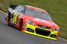 2013 NSCS Driver Jeff Goring in the No. 24 AXALTA Coating Systems Chevrolet SS - Photo Credit: Chris Trotman/Getty Images