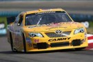 2013 NNS Driver Cole Whitt on Track in the No. 44 Gold Bond Toyota Camry - Photo Credit: Todd Warshaw/Getty Images