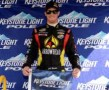2013 NCWTS Driver Jeb Burton Keystone Light Pole Award - Photo Credit: John Harrelson/Getty Images