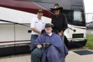 Jacob Entrekin, a teenager from Georgia living with a rare form of Muscular Dystrophy, will once again be a guest of Richard Petty Motorsports, Ambrose and the entire DEWALT team.
