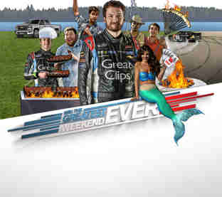 Great Clips The Greatest Weekend Ever Sweepstakes