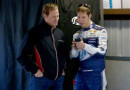 Rusty Wallace & Brad Keselowski - Photo Credit: Streeter Lecka/Getty Images