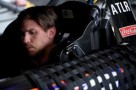 2014 NSCS Driver Denny Hamlin in car - Photo Credit: Patrick Smith/Getty Images