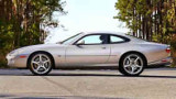 This 2001 Jaguar XKR SilverStone, one of only 30 ever made, will highlight the Dealer Auctions Inc. collector car auction at the Charlotte Motor Speedway AutoFair hosted by OldRide.com. (Photo Credit: Dealer Auctions Inc.)