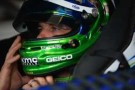 2014 NSCS Driver Casey Mears (GEICO) in car - Photo Credit: Robert Laberge/Getty Images