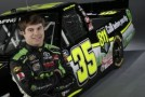 Mason Mingus, driver of the No. 35 Call 811 Before You Dig Toyota Tundra in the NASCAR Camping World Truck Series (NCWTS) for Win-Tron Racing