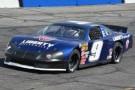 No. 9 Liberty University / JR Motorsports Late Model driven by William Byron