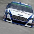 2014 NSCS Driver Carl Edwards on track in the No. 99 Fastenal Ford Fusion - Photo Credit: Jeff Zelevansky/Getty Images