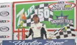 Brian Campbell Wins 7-UP 150 at Toledo Speedway
