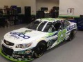 2014 NSCS No 13 GEICO Military Chevrolet SS