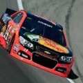 2014 NSCS Drive Tony Stewart on track in the No. 14 Bass Pro Shop Mobil 1 Chevy SS - Photo Credit: Jamie Squire/Getty Images