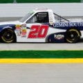 No. 20 Gemini Southern Chevrolet Silverado (Photo Credit: Jeff Curry / Getty Images)