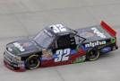 Ben Rhodes, No. 32 Alpha Energy Solutions Chevrolet Silverado