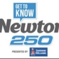 Get to Know Newton 250 presented by Sherwin-Williams Logo