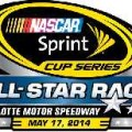 2014 NASCAR Sprint All-Star Race Logo