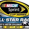 2014 NASCAR Sprint All-Star Race Logo