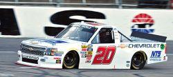 Justin Lofton, No. 20 NTS Motorsports Chevrolet Silverado