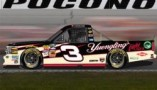 No. 3 Yuengling Light Lager Chevrolet Silverado Layout