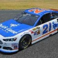 "2014 NSCS No. 21 Motorcraft/Quick Lane ""Blue"" Ford Fusion"