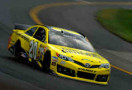 2014 NSCS Driver Matt Kenseth on track in the No. 20 Dollar General Toyota Camry - Photo Credit: Jared C. Tilton/Getty Images