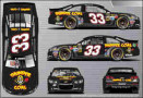 2014 NSCS No 33 Thunder Coal Chevrolet SS