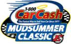1-800 CarCash Mud Summer Classic Logo