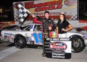 Chad Finchum Wins At Kingsport (Tenn.) Speedway (Photo Credit: Randall Perry)