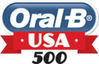 Oral-B USA 500 Logo