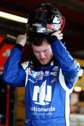 Dale Earnhardt Jr. (Photo Credit: Todd Warshaw / Getty Images)