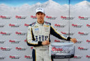 Brad Keselowski, driver of the #2 Miller Lite Ford, poses with the Coors Light Pole Award after qualifying for the pole for the NASCAR Sprint Cup Series Federated Auto Parts 400 at Richmond International Raceway on September 5, 2014 in Richmond, Virginia. - Photo Credit: Robert Laberge/Getty Images