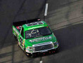 2014 NCWTS Driver Johnny Sauter on track in the No. 98 Smokey Mountain Herbal Snuff / Curb Records Toyota Tundra - Photo Credit: Jeff Curry/Getty Images
