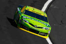 2014 NSCS Driver Kyle Busch on track in the No. 18 Doublemint Toyota Camry - Photo Credit: Brian Lawdermilk/Getty Images