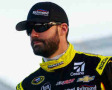 2014 NSCS Driver Paul Menard (Richmond/Menards) - Photo Credit: Brian Lawdermilk/Getty Images