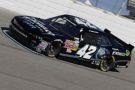 Kyle Larson, No. 42 Philips Norelco Chevrolet Camaro