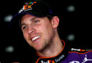 2015 NSCS Driver Denny Hamlin (FedEx Express) - Photo Credit: Sean Gardner/Getty Images